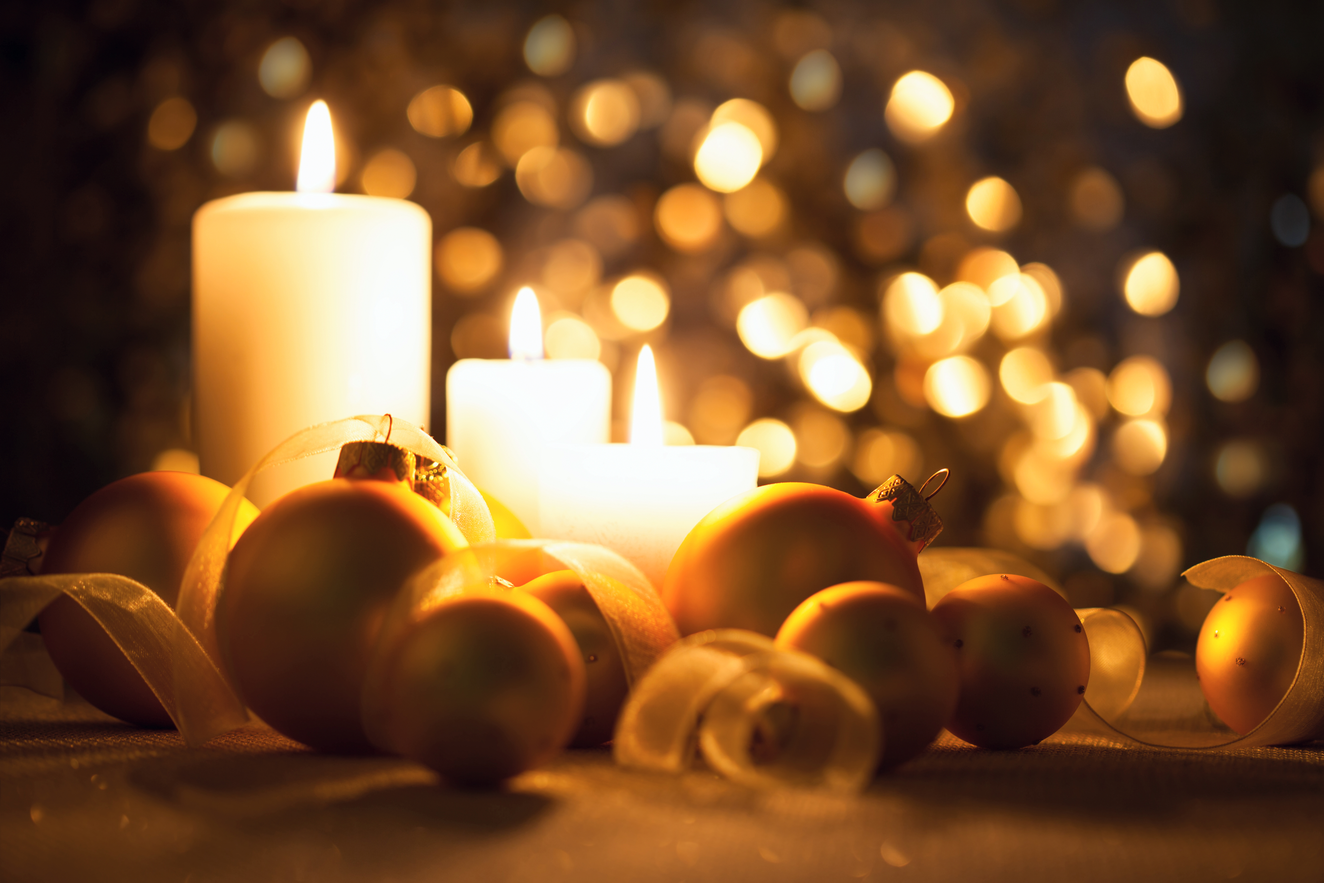 Holiday Candle Safety Guide