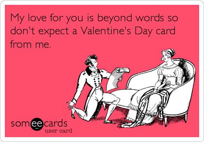 Happy Valentines Day – E Valentine Cards